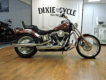 2007 Harley-Davidson Softail for sale 200523087