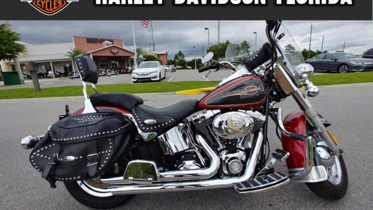 2007 Harley-Davidson Softail for sale 200580660