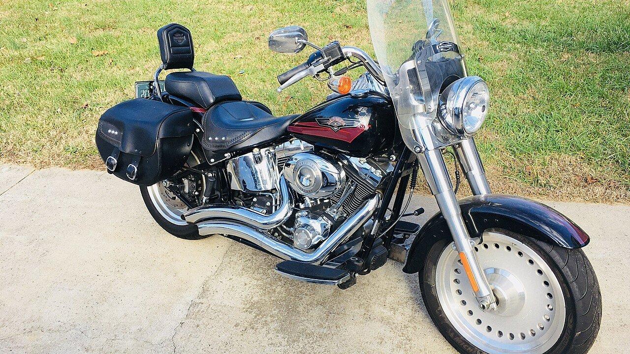 2007 Harley-Davidson Softail Fat Boy for sale 200580759