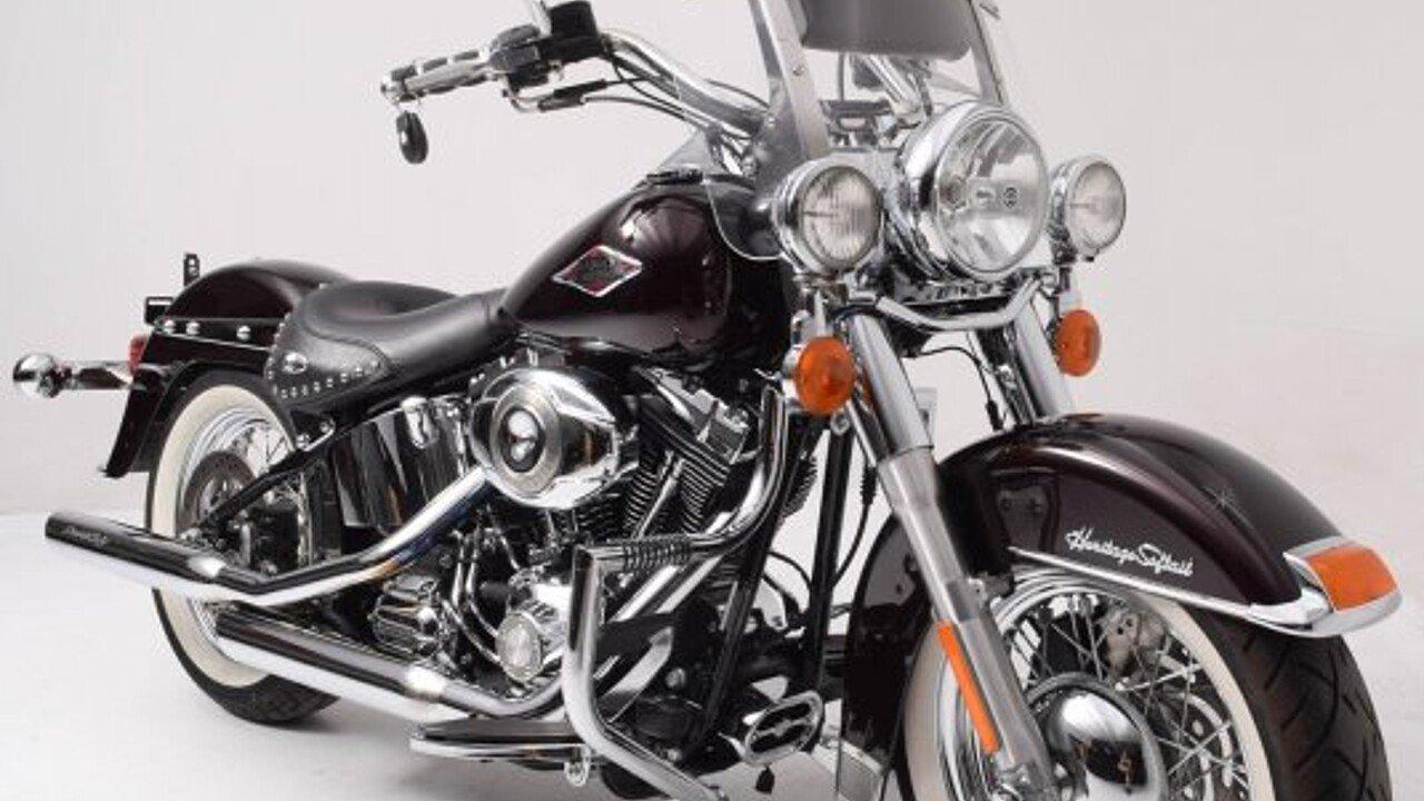 2007 Harley-Davidson Softail for sale 200582538