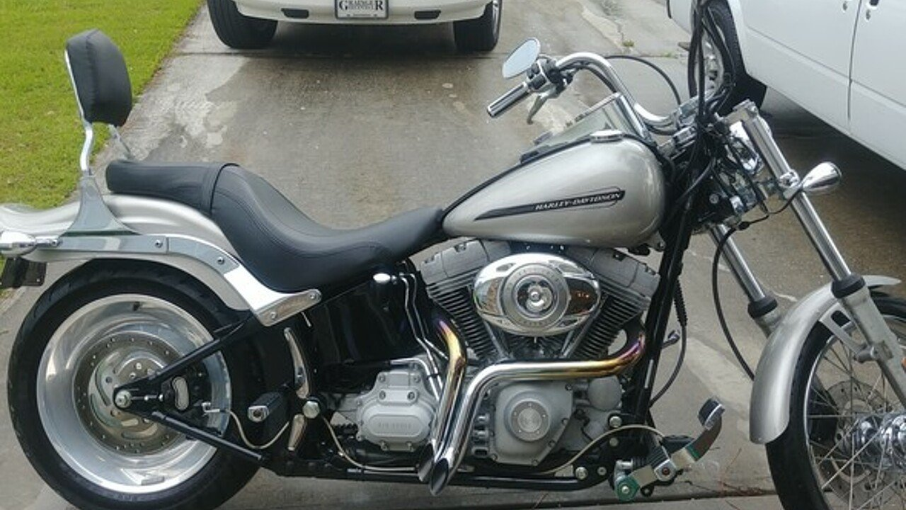2007 Harley-Davidson Softail for sale 200593583