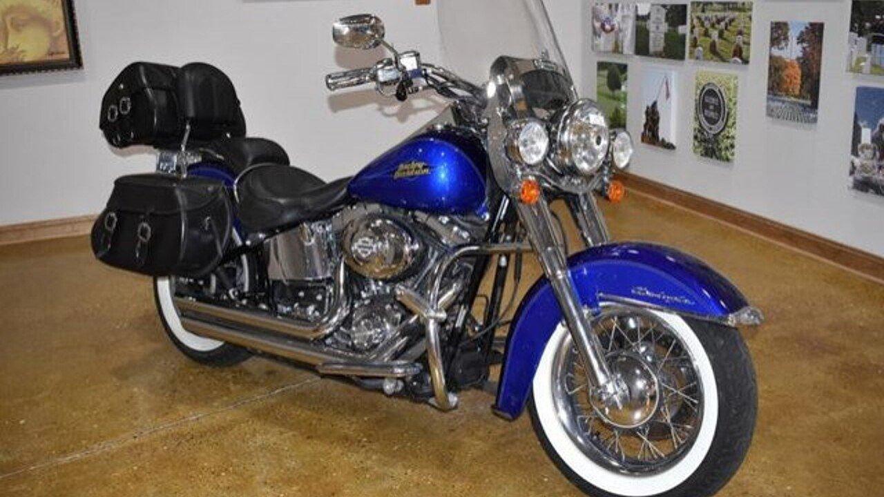 2007 Harley-Davidson Softail for sale 200623744