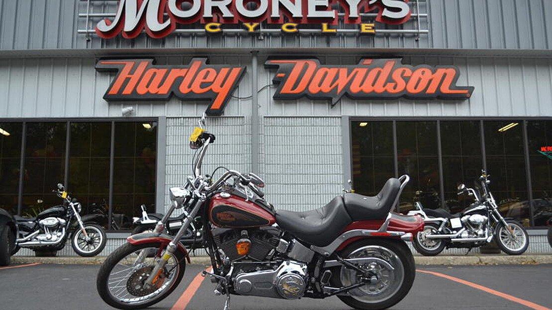 2007 Harley-Davidson Softail for sale 200643546