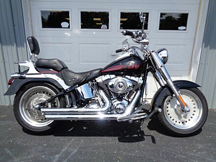 2007 Harley-Davidson Softail Fat Boy for sale 200406496
