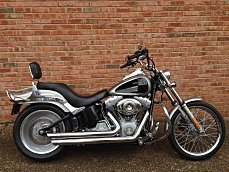 2007 Harley-Davidson Softail for sale 200429400