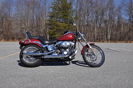 2007 Harley-Davidson Softail for sale 200475850
