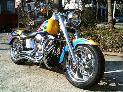2007 Harley-Davidson Softail Fat Boy for sale 200479975