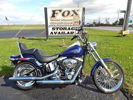2007 Harley-Davidson Softail for sale 200518193