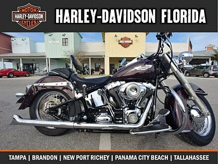 2007 Harley-Davidson Softail for sale 200539507