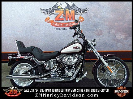 2007 Harley-Davidson Softail for sale 200543174