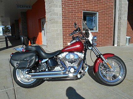 2007 Harley-Davidson Softail for sale 200550199