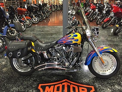 2007 Harley-Davidson Softail for sale 200551503