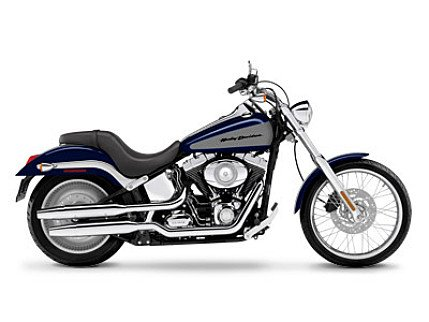 2007 Harley-Davidson Softail for sale 200572390