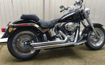 2007 Harley-Davidson Softail Fat Boy for sale 200574583