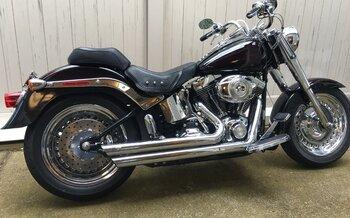 2007 Harley-Davidson Softail Fat Boy for sale 200574583