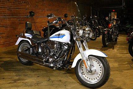 2007 Harley-Davidson Softail Fat Boy for sale 200575787