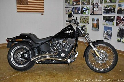 2007 Harley-Davidson Softail for sale 200582466