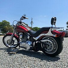2007 Harley-Davidson Softail for sale 200589967