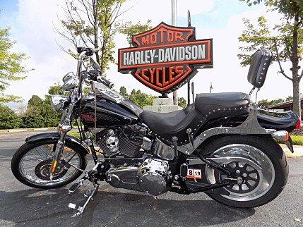 2007 Harley-Davidson Softail for sale 200627423