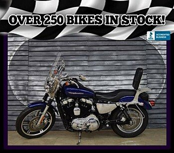 2007 Harley-Davidson Sportster for sale 200492472