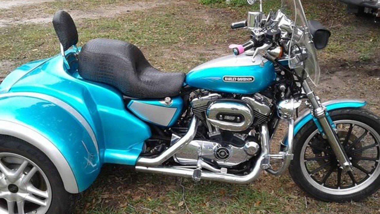2007 Harley-Davidson Sportster for sale 200515677