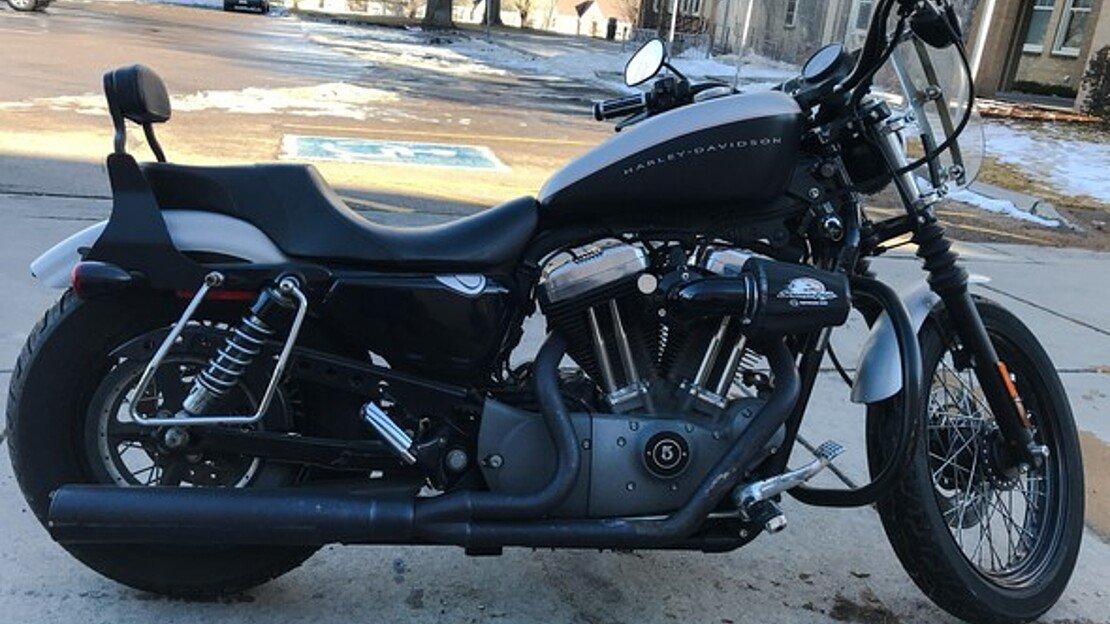 2007 Harley-Davidson Sportster for sale 200534782
