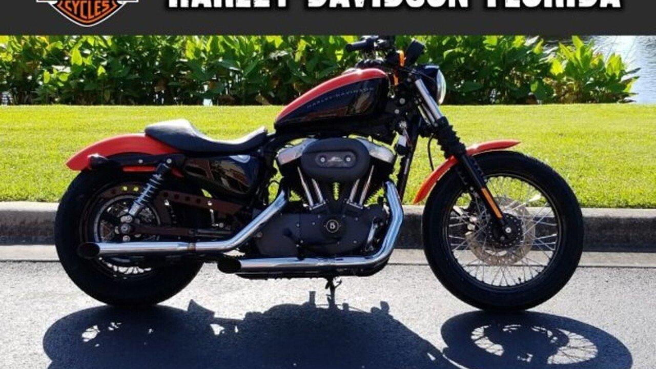 2007 Harley-Davidson Sportster for sale 200593874