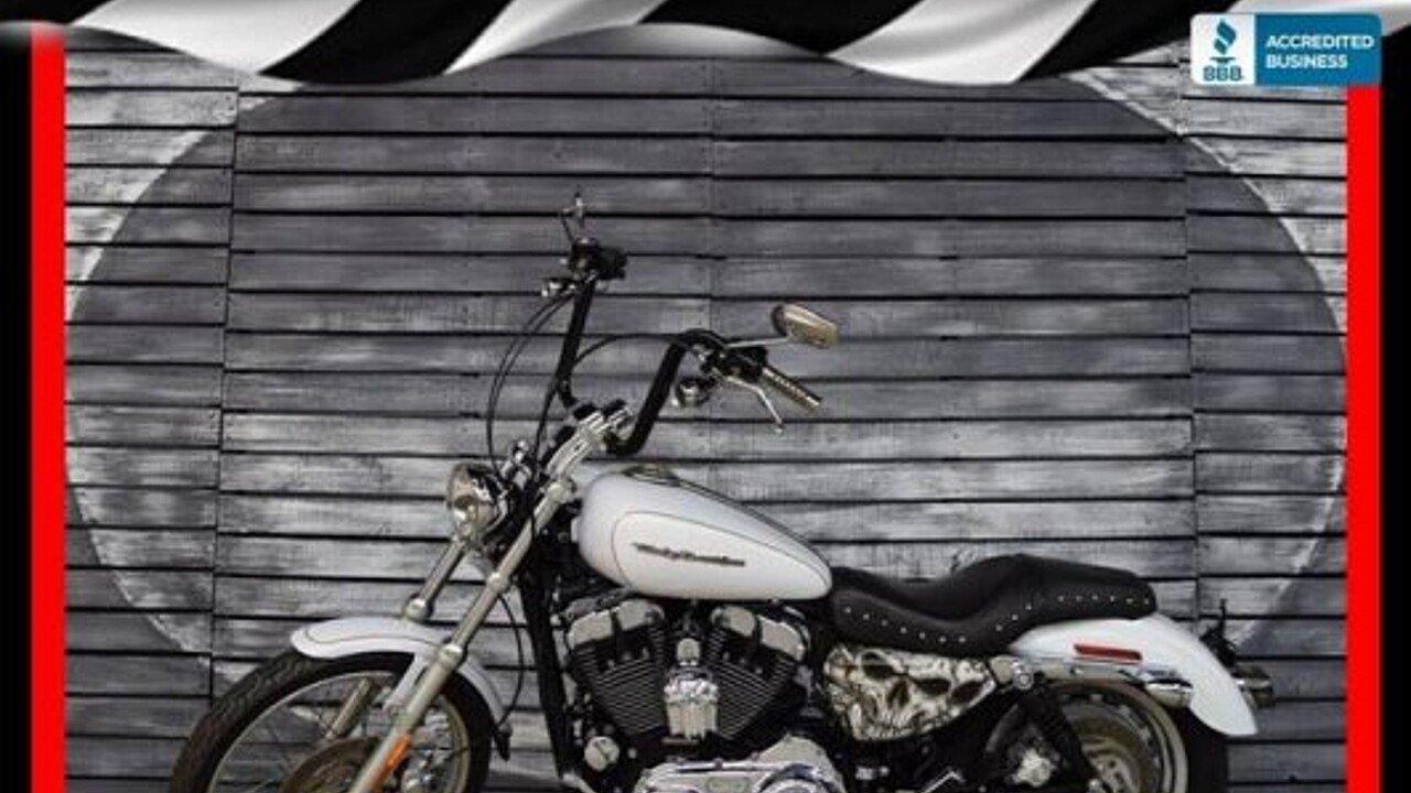 2007 Harley Davidson Sportster For Sale 200622541