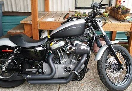 2007 Harley-Davidson Sportster for sale 200476640
