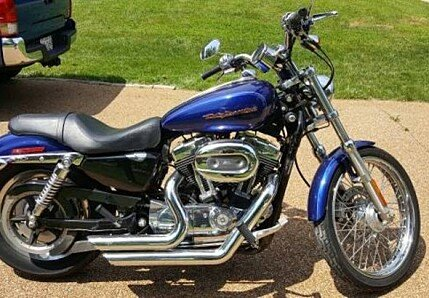 2007 Harley-Davidson Sportster for sale 200476957