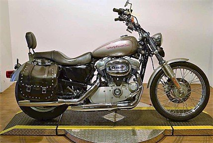 2007 Harley-Davidson Sportster for sale 200491234