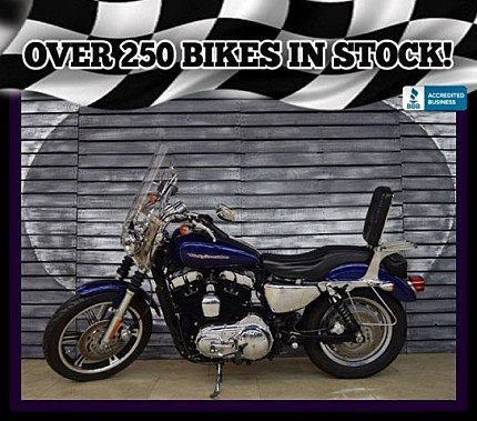 2007 Harley-Davidson Sportster for sale 200492472