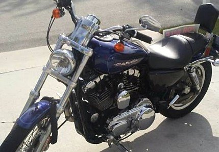 2007 Harley-Davidson Sportster for sale 200526678