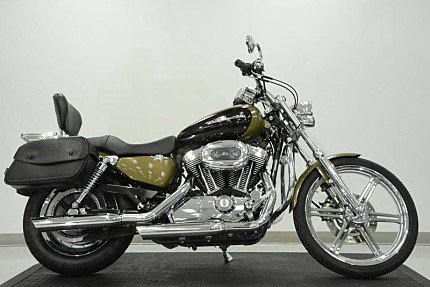 2007 Harley-Davidson Sportster for sale 200535848