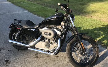 2007 Harley-Davidson Sportster 1200 Nightster for sale 200587097