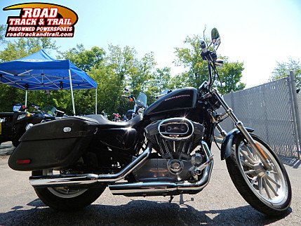 2007 Harley-Davidson Sportster for sale 200596640