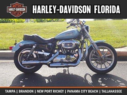 2007 Harley-Davidson Sportster for sale 200600589