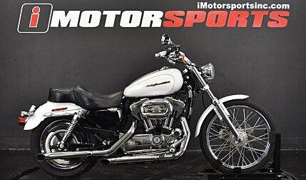 2007 Harley-Davidson Sportster for sale 200604286