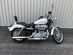 2007 Harley-Davidson Sportster for sale 200644935
