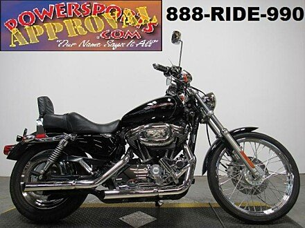 2007 Harley-Davidson Sportster for sale 200651434