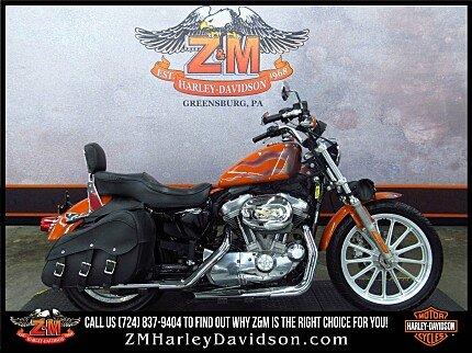 2007 Harley-Davidson Sportster for sale 200652801