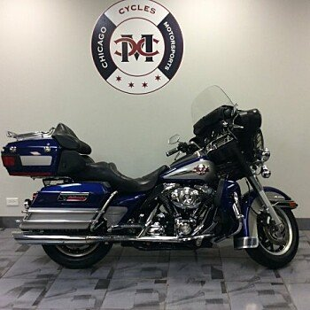 2007 Harley-Davidson Touring for sale 200400280