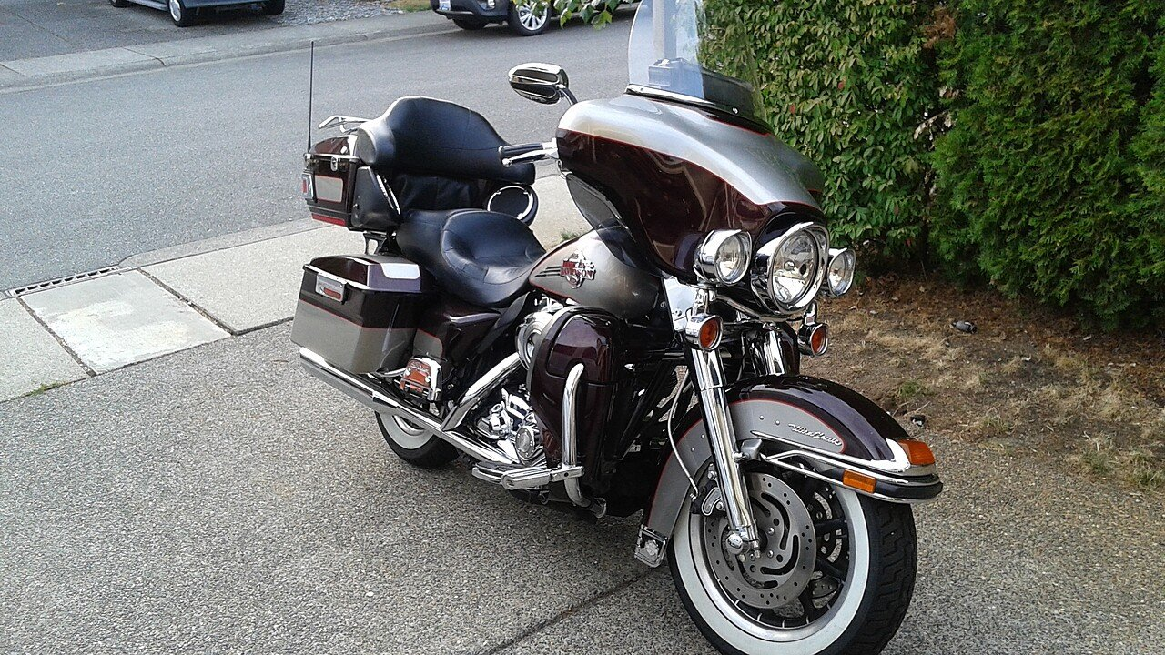 2007 Harley-Davidson Touring Ultra Classic for sale 200403259