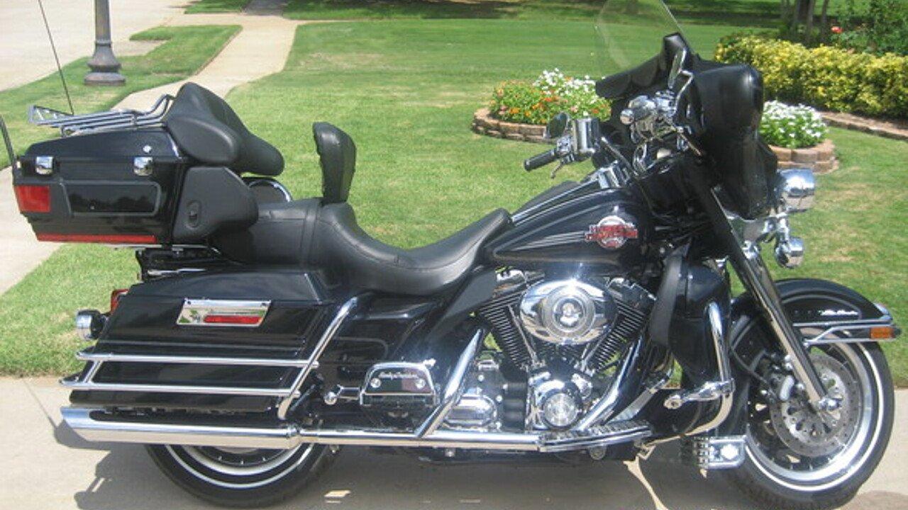 2007 Harley-Davidson Touring for sale 200439080