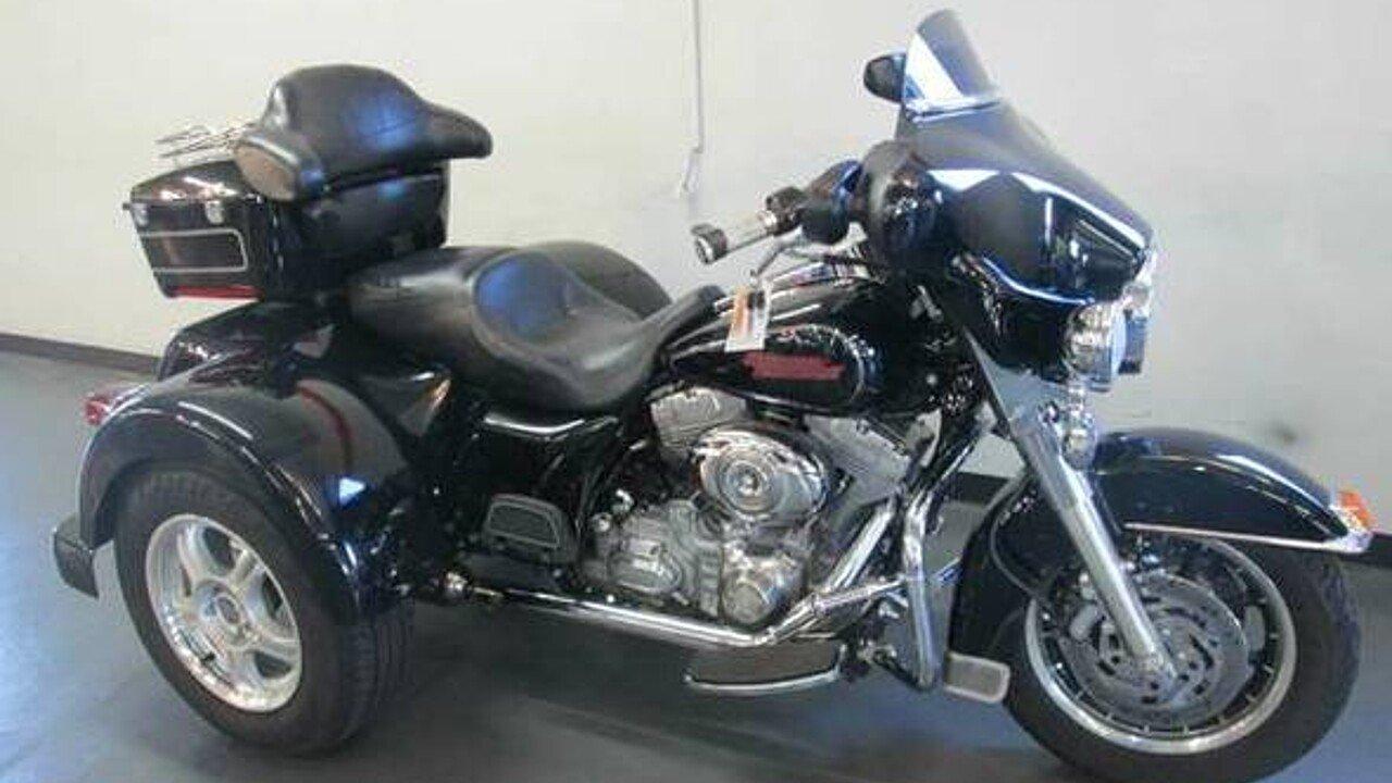 2007 Harley-Davidson Touring for sale 200439364