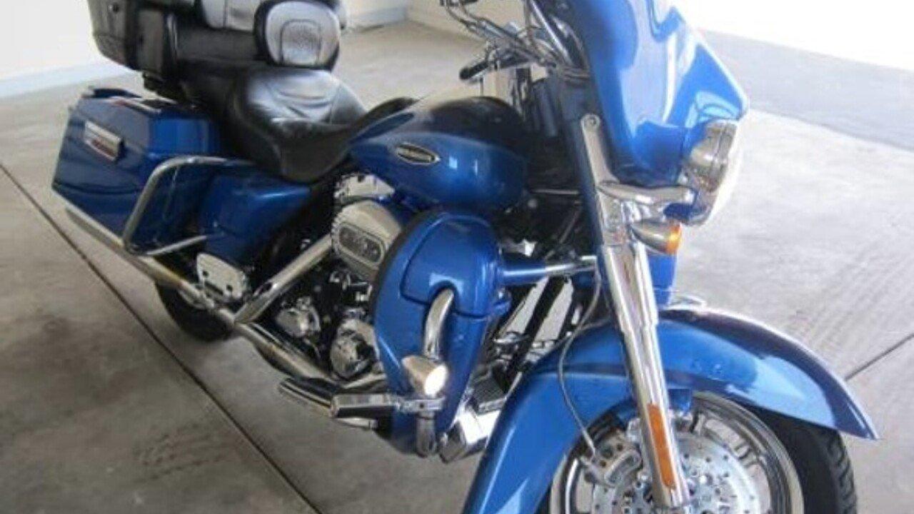 2007 Harley-Davidson Touring for sale 200440678