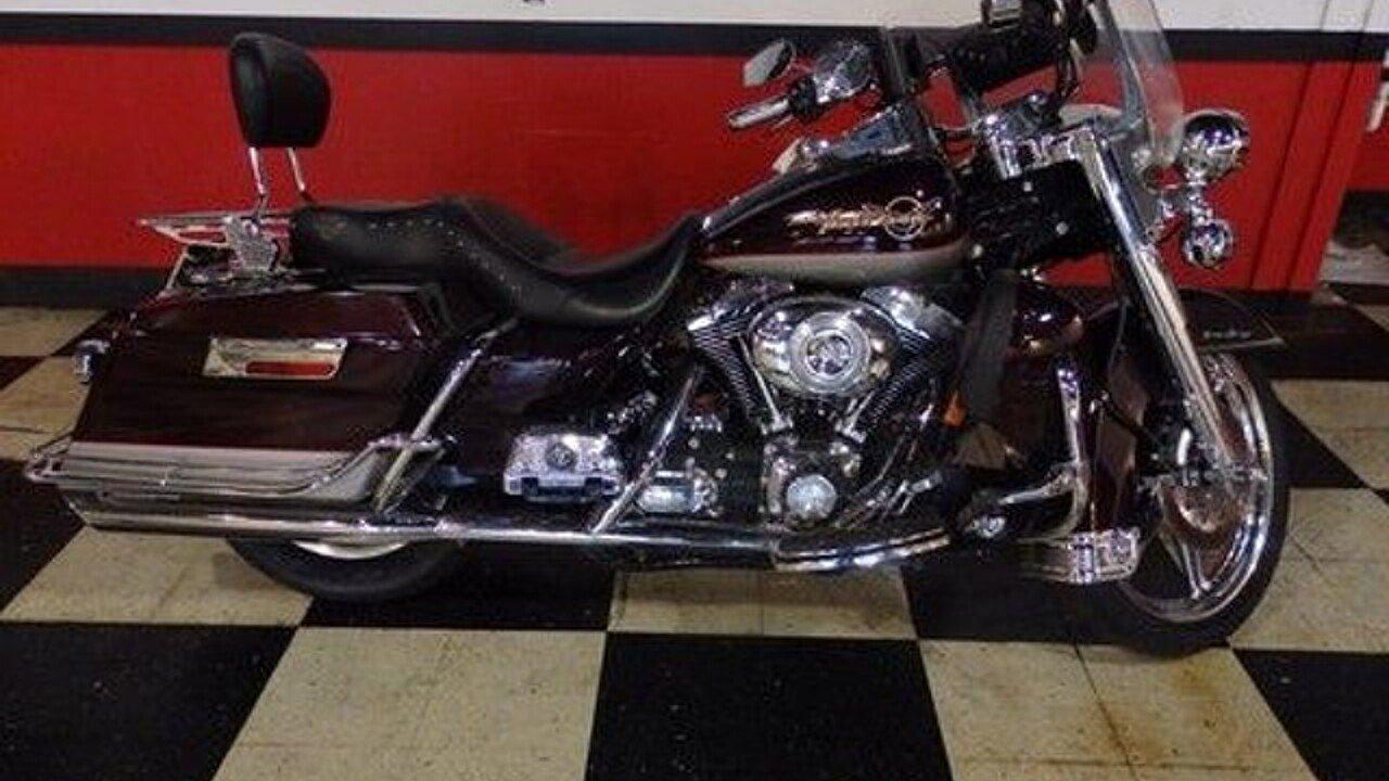 2007 Harley-Davidson Touring for sale 200464204