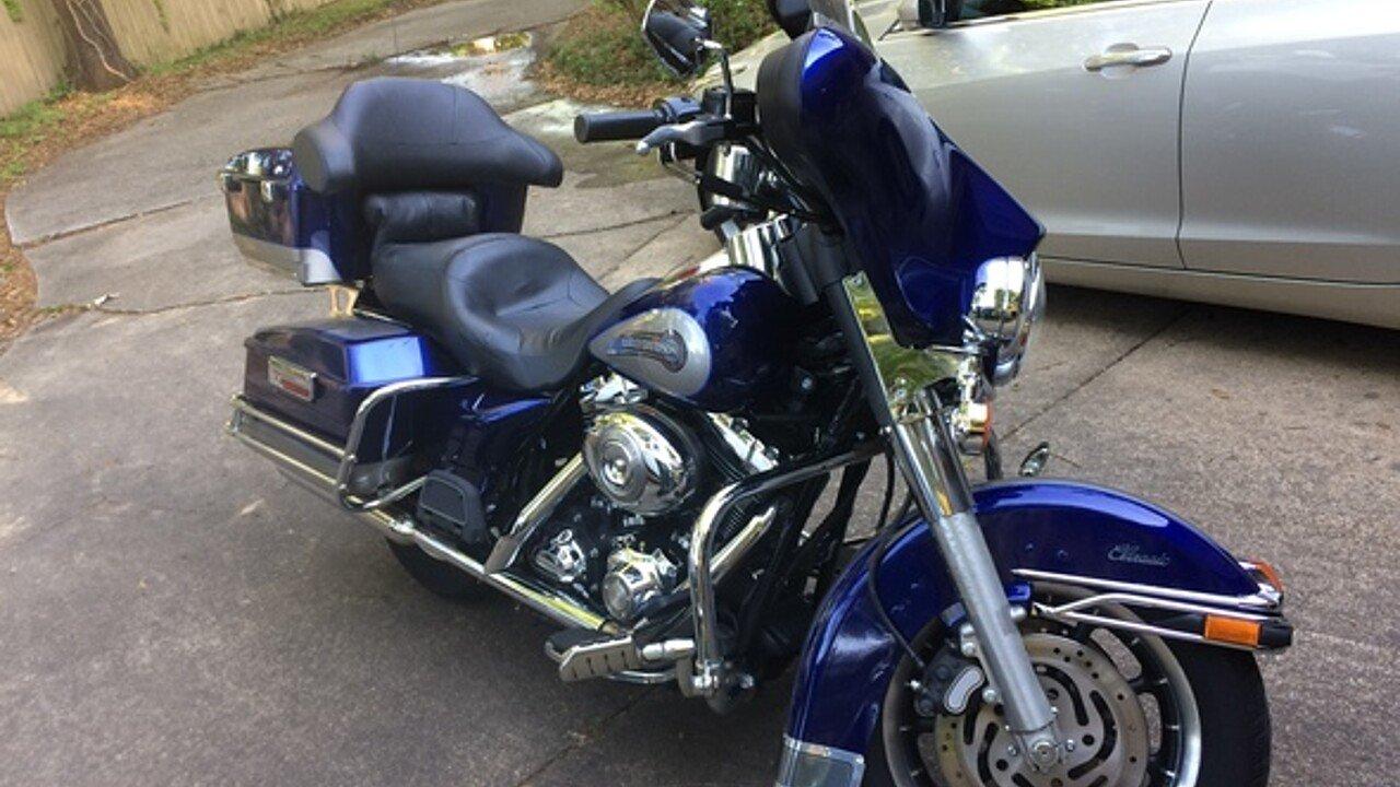 2007 Harley-Davidson Touring for sale 200476370