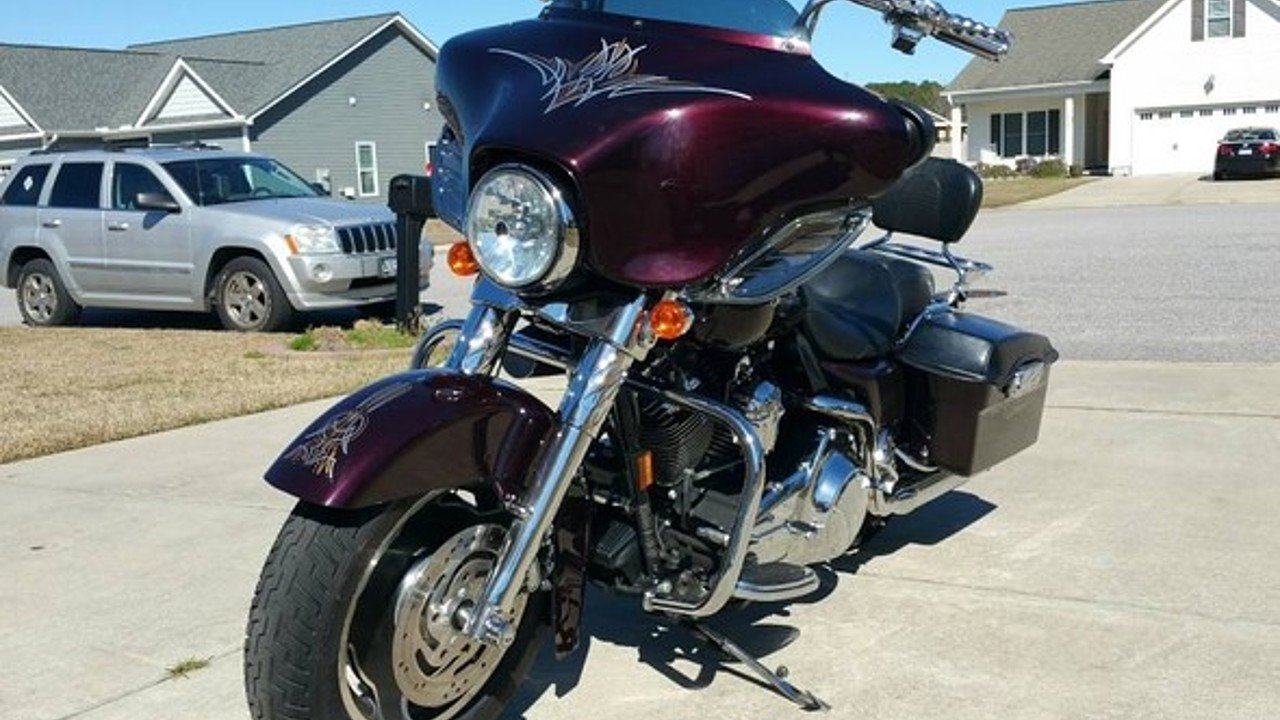 2007 Harley-Davidson Touring for sale 200477941