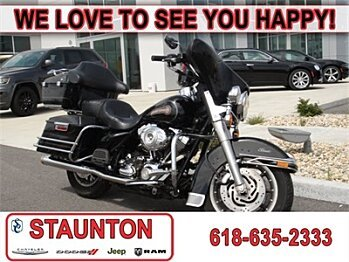 2007 Harley-Davidson Touring Electra Glide Classic for sale 200478573